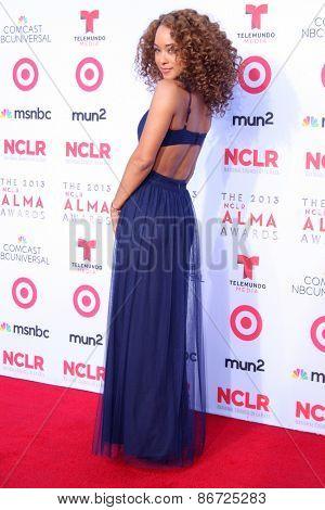 LOS ANGELES - SEP 27:  Chaley Rose at the 2013 ALMA Awards - Arrivals at Pasadena Civic Auditorium on September 27, 2013 in Pasadena, CA