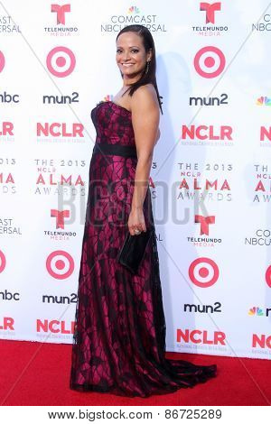 LOS ANGELES - SEP 27:  Judy Reyes at the 2013 ALMA Awards - Arrivals at Pasadena Civic Auditorium on September 27, 2013 in Pasadena, CA
