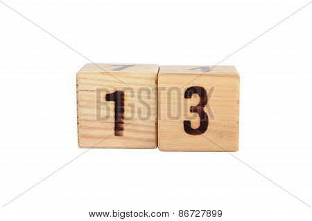 Wooden Toys Cubes