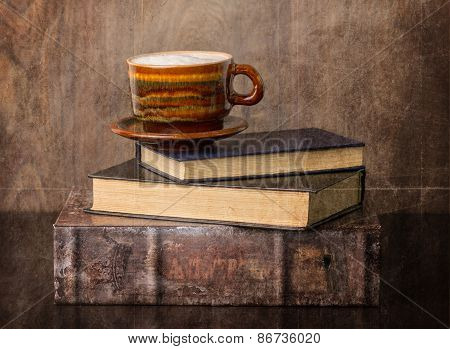 Coffee And Old Books