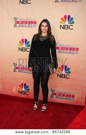 LOS ANGELES - MAR 29:  Sophie Simmons at the 2015 iHeartRadio Music Awards at the Shrine Auditorium on March 29, 2015 in Los Angeles, CA