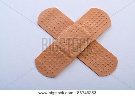 Bandage Cross