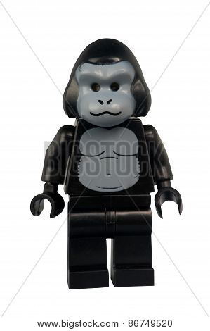 Gorilla Suit Guy Lego Minifigure