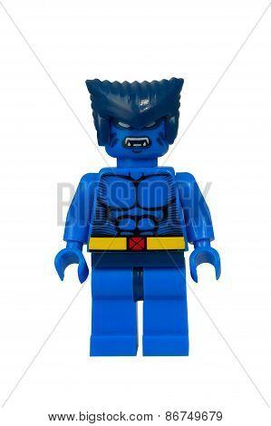 Beast Custom Lego Minifigure