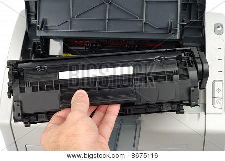 Cartridge Changing