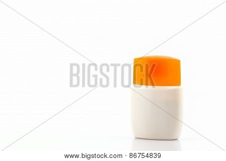 Plastic Bottle For Beauty Product.