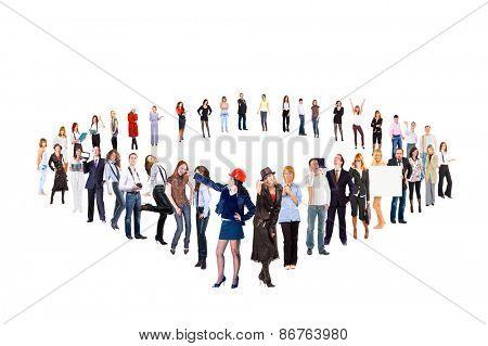 Corporate Teamwork United Company