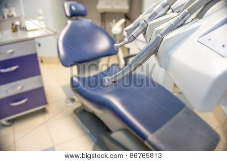 Dental Equipment With Chair