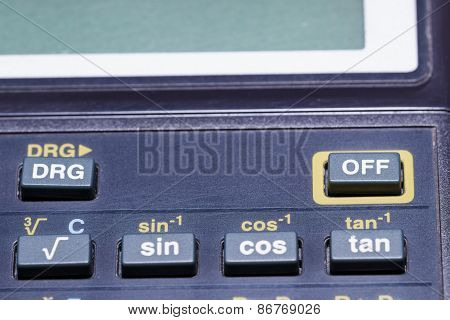 Detail Of Calculator