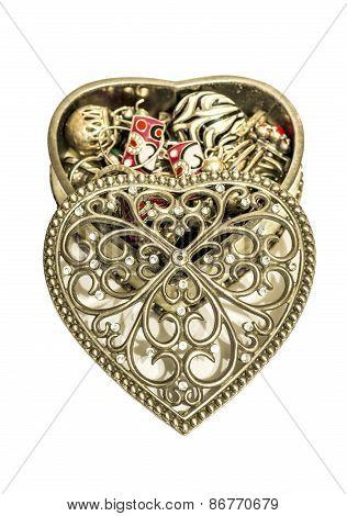 Vintage Jewelery Box