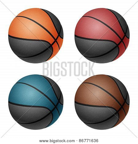 Basketball set.