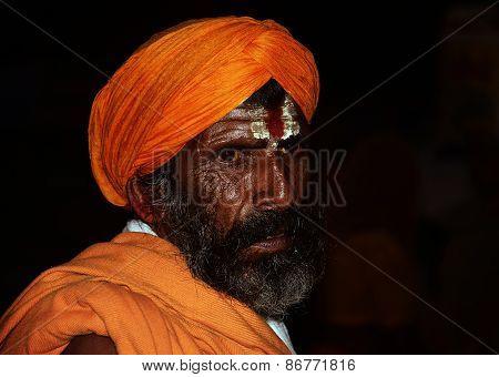 Sadhu, The holymen