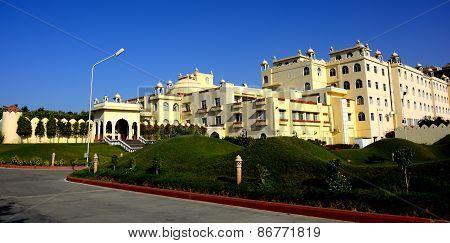 Le meridien five star hotel,Jaipur