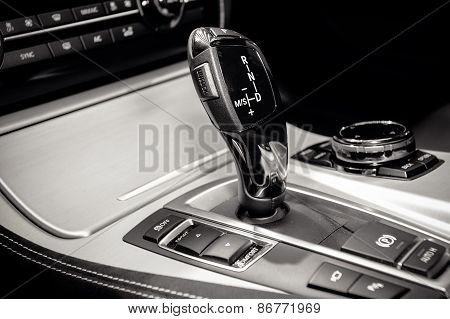Automatic car transmission
