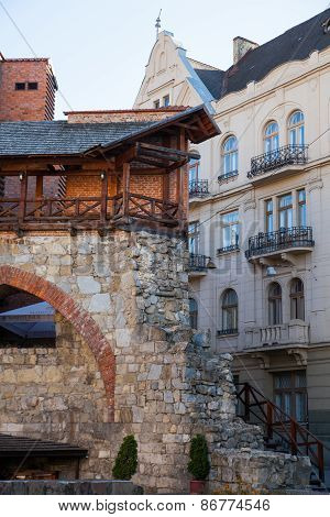 Old Houses Architecture