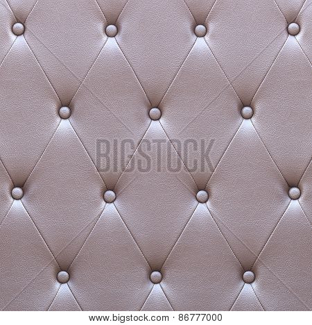 Pattern Of Brown Leather