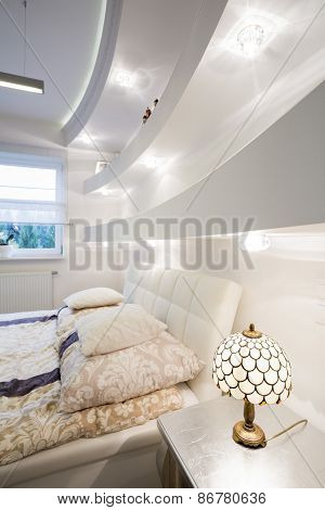 Expensive And Designed Bedroom