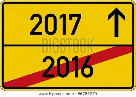 2016 and 2017