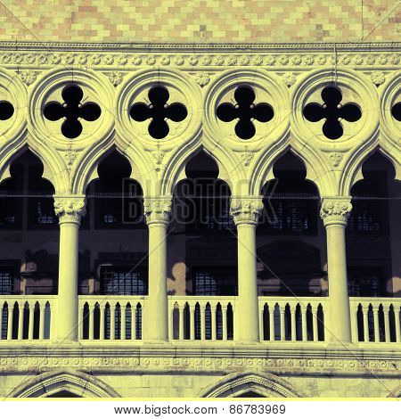 The Doge's Palace, Venice, Italy