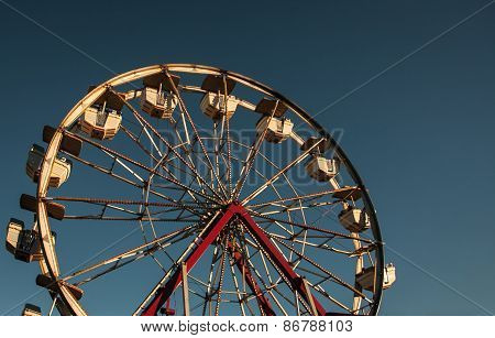 ferris wheel at a fair