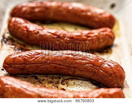 Rustic Roasted Sausages