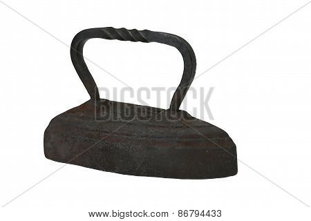 Old Hand-made Iron