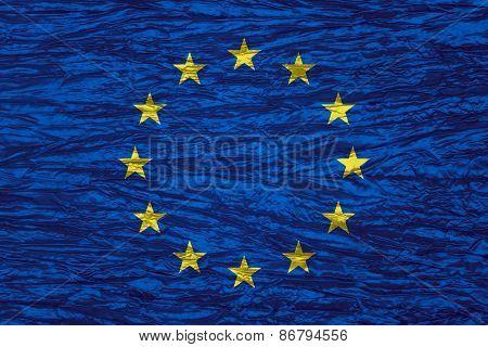 Flag Of Eropean Union