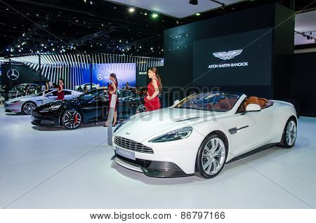 Bangkok International Motor Show 2015