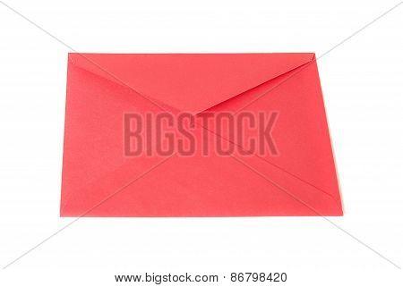 Empty Red Envelope