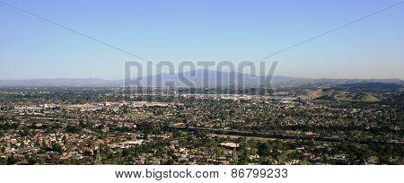 San Dimas Panorama