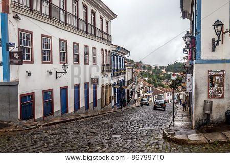 Ouro Preto in Brazil