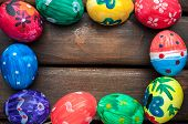 picture of easter basket  - Easter Egg - JPG