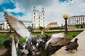 pic of holy-spirit  - The Cathedral Of Holy Spirit In Minsk  - JPG