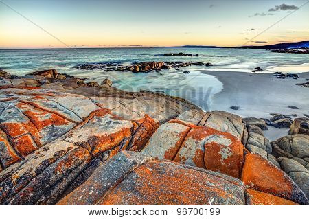 Tasmania Bay of Fires
