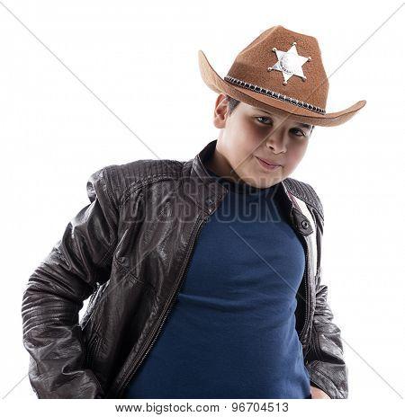 Cute Sheriff