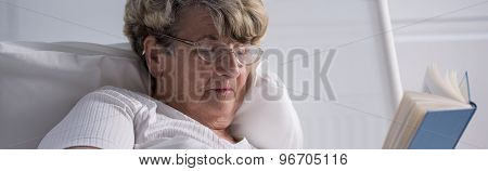 Older Sick Lady