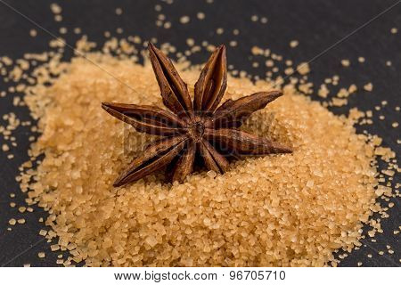 Tropical Brown Sugar, Anise