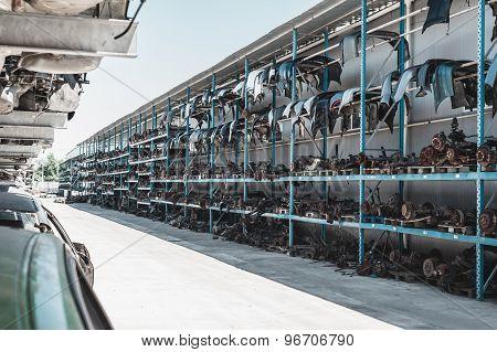 Deposit storage