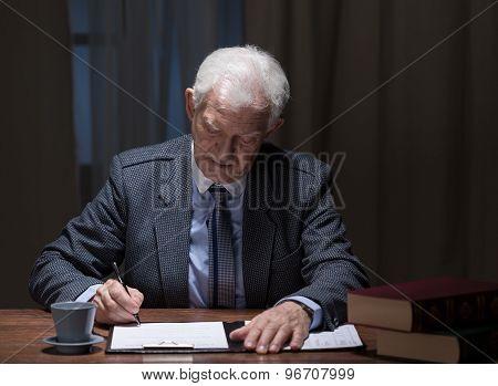 Leader's Signature