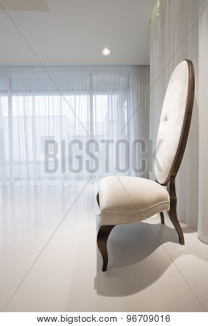 Elegant Chair In Luxury Interior