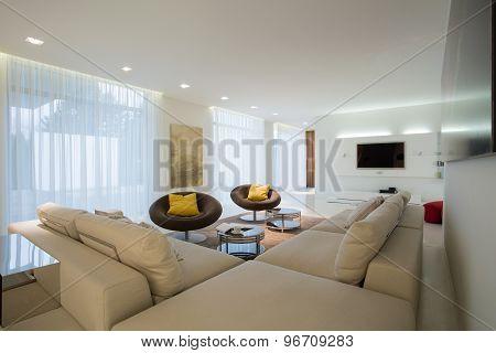 Comfortable Corner Sofa