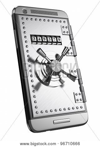 3D Mobile Security Concept