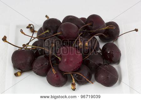 healthy cherries