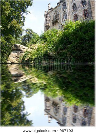 Castle Near The Water