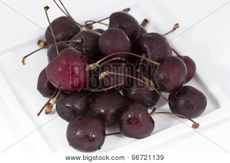 healty cherries