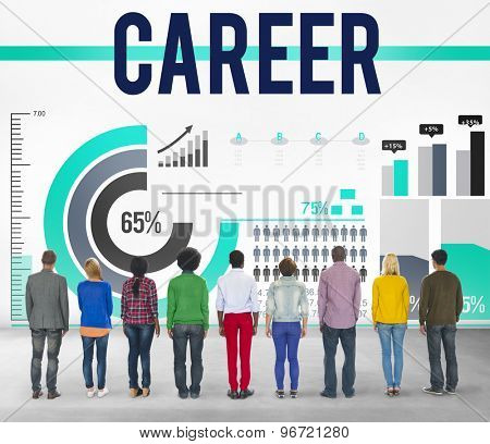 Career Employment Hiring Human Resources Concept