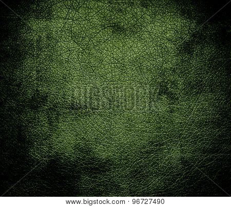 Grunge background of deep spring bud leather texture