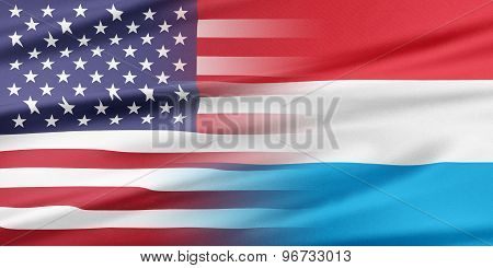 USA and Luxembourg