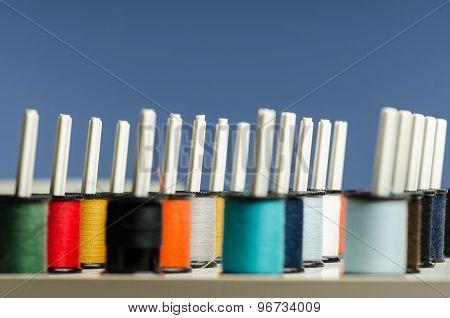 Sew many spools