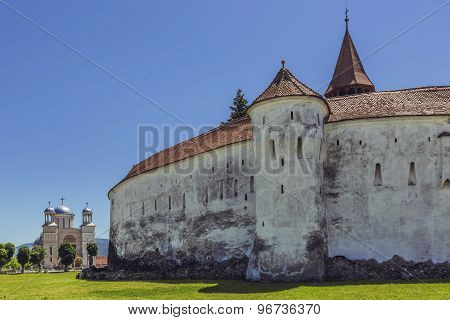 Prejmer Fortified Church, Romania